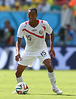 Junior Diaz of Costa Rica