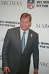 NFL COMMISSIONER ROGER GOODELL ATTENDS NFL & VOGUE CELEBRATE NFL WOMEN'S APPAREL & UNVEIL MARCHESA DESIGN AT THE NATIONAL FOOTBALL LEAGUE, NY D. SALTERS/WENN 10/2/12
