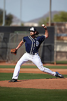 Michael Kirkman - San Diego Padres 2016 spring training (Bill Mitchell)