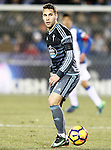 Celta de Vigo's Hugo Mallo during La Liga match. January 28,2017. (ALTERPHOTOS/Acero)