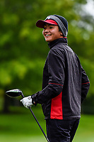 Kazuma Kobori of Canterbury, Toro New Zealand Mens Interprovincial Tournament, Clearwater Golf Club, Christchurch, New Zealand, 26th November 2018. Photo:John Davidson/www.bwmedia.co.nz