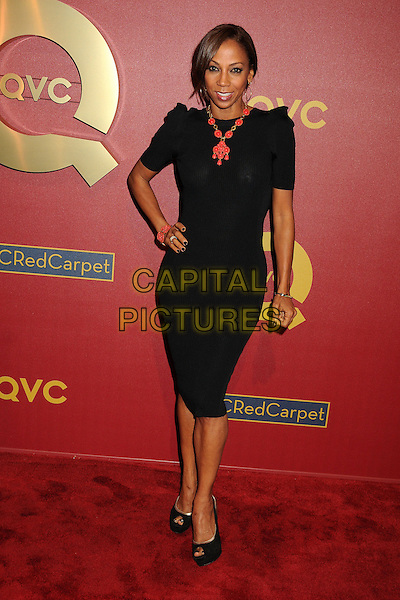 28 February 2014 - Los Angeles, California - Holly Robinson Peete. QVC Presents Red Carpet Style held at the Four Seasons Hotel. <br /> CAP/ADM/BP<br /> &copy;Byron Purvis/AdMedia/Capital Pictures