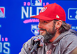 2016-10-07 MLB: Los Angeles Dodgers at Washington Nationals NLDS