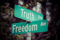 Truth Brings Freedom