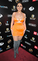 Amel Rachedi at the Ultimate Boxxer III professional boxing tournament, indigO2 at The O2, Millennium Way, Greenwich, London, England, UK, on Friday 10th May 2019.<br /> CAP/CAN<br /> &copy;CAN/Capital Pictures