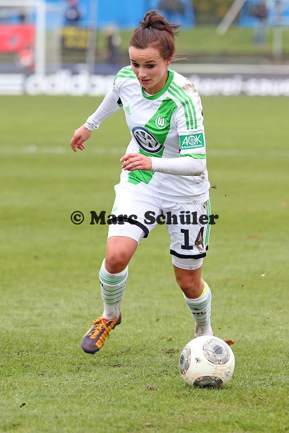Lina Magull (Wolfsburg) - 1. FFC Frankfurt vs. VfL Wolfsburg, DFB-Pokal