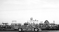 #8 Porsche 962 of A.J. Foyt and Bob Wollek races to victory in the 12 Hours of Sebring, at Sebring Raceway, Sebring, FL, March 23, 1985.  (Photo by Brian Cleary/www.bcpix.com)