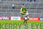 Brendan Poff in action against Limerick in the Munster Junior Championship Semi final held in the Gaelic Grounds last Saturday.