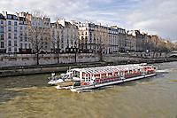 Cruise along the River Seine Paris ..©shoutpictures.com.john@shoutpictures.com