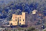Castell de Clasquerí.