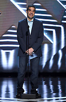 LOS ANGELES - DECEMBER 6: Presenter Ed Boon appears onstage at the 2018 Game Awards at the Microsoft Theater on December 6, 2018 in Los Angeles, California. (Photo by Frank Micelotta/PictureGroup)