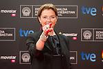 San Sebastian, Spain, 20/09/2013<br />  Alfombra roja de la Gala Inaugural del 61 International Film Festival<br />  Annette Bening