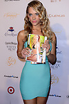 MIAMI BEACH, FL - FEBRUARY 19: Hannah Ferguson attends Sports Illustrated Hosts 'Club SI' at LIV nightclub at Fontainebleau Miami on February 19, 2014 in Miami Beach, Florida. (Photo by Johnny Louis/jlnphotography.com)