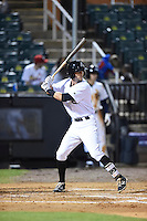 ***Temporary Unedited Reference File***Jackson Generals third baseman Zach Shank (12) during a game against the Jacksonville Suns on May 4, 2016 at The Ballpark at Jackson in Jackson, Tennessee.  Jackson defeated Jacksonville 11-6.  (Mike Janes/Four Seam Images)