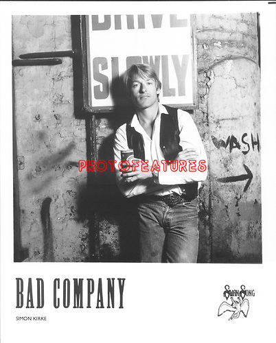 Bad Company Simon Kirke.photo from promoarchive.com/ Photofeatures..