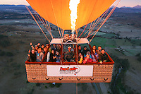 20150715 July 15 Hot Air Balloon Gold Coast
