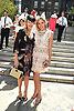 Victoria Triplett and Taylor McKenzie-Jackson  attends the Central Park Conservancy Hat Luncheon on May 2, 2018 in the Conservatory Garden in New York, New York, USA.<br /> <br /> photo by Robin Platzer/Twin Images<br />  <br /> phone number 212-935-0770