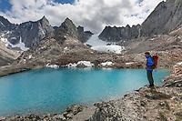 Arrigetch Peaks, Valley of Aquarius, Gates of the Arctic National Park, Alaska