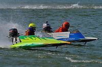 4-H, 17-K       (Outboard hydroplanes)