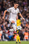 Lucas Vazquez of Real Madrid in action during the 2016-17 UEFA Champions League match between Real Madrid and Borussia Dortmund at the Santiago Bernabeu Stadium on 07 December 2016 in Madrid, Spain. Photo by Diego Gonzalez Souto / Power Sport Images