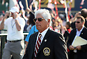 LEE TREVINO past US Ryder Cup Captain leaves the official opening prior to the 37th Ryder Cup Matches, September 16 -21, 2008 played at Valhalla Golf Club, Louisville, Kentucky, USA ( Picture by Phil Inglis ).... ......