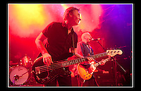 Glen Matlock & Midge Ure - Rich Kids - The Academy Islington, London - 7th January 2010