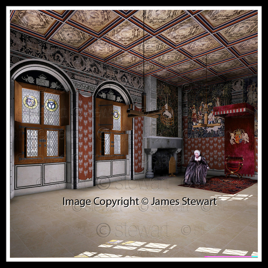 10/06/2008   Collect Pic: James Stewart.File Name : sct_20_stirling.The Queen's Inner Hall after completion. .James Stewart Photo Agency 19 Carronlea Drive, Falkirk. FK2 8DN      Vat Reg No. 607 6932 25.Studio      : +44 (0)1324 611191 .Mobile      : +44 (0)7721 416997.E-mail  :  jim@jspa.co.uk.If you require further information then contact Jim Stewart on any of the numbers above........