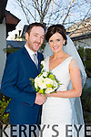 Oonagh O'Rahilly, Castleisland, daughter of Roger and Catherine O'Rahilly, and James Flaherty, Cordal, son of John and Noreen Flaherty were married at St. Brendans Church Clogher by Fr. Pat O'Donnell on Friday 13th March 2015 with a reception at Ballygarry house Hotel