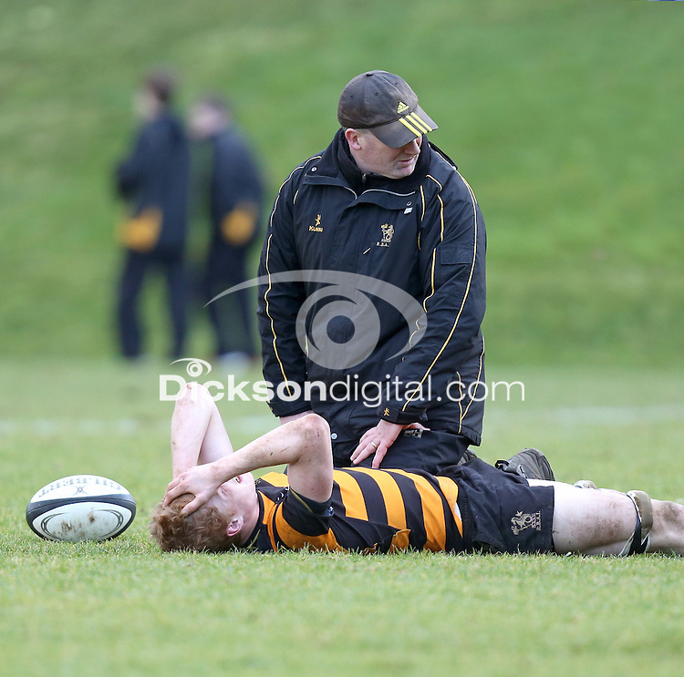 RBAI vs R S ARMAGH | Saturday 21st February 2015<br />
