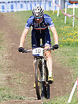 05.09.2015 La Massana Andorra. 201 UCI Mountain Bike World Champions.Picture show Marotte Maxime(FRA) in action during Men ELite Cross-country Olympic World Champions