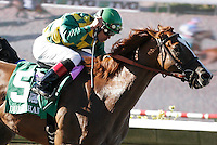 Dullahan winner of the Pacific Classic at Del Mar Race Course in Del Mar, California on August 26, 2012.