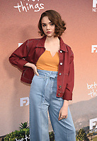 "NORTH HOLLYWOOD - MAY 10: Hannah Alligood attends the FYC Red Carpet Event for Season Three of FX's ""Better Things"" at the Saban Media Center at the Television Academy on May 10, 2019 in North Hollywood, California . (Photo by Frank Micelotta/FX/PictureGroup)"