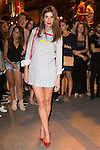 Elia Galera attends the party of Nike and Roberto Tisci at the Casino in Madrid, Spain. September 15, 2014. (ALTERPHOTOS/Carlos Dafonte)