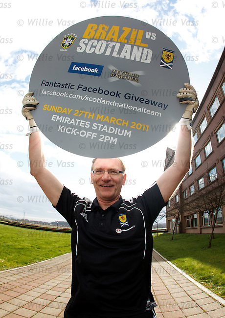 Jim Leighton previews the Brazil v Scotland match