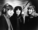 Heart 1982 Nancy Wilson, Ann Wilson and sister Lynn.© Chris Walter.