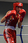 Kyran Jones (Wales) Vs. Tony Bracklin (Aus) - Kyran wins 13:8..Boxing - Wales v Australia WABA - 2nd November 2012 - Sophia Gardens - Cardiff - Wales - UK..© www.sportingwales.com- PLEASE CREDIT IAN COOK - SPORTINGWALES