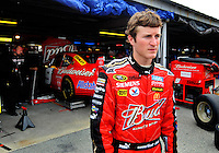 May 31, 2008; Dover, DE, USA; Nascar Sprint Cup Series driver Kasey Kahne during practice for the Best Buy 400 at the Dover International Speedway. Mandatory Credit: Mark J. Rebilas-US PRESSWIRE
