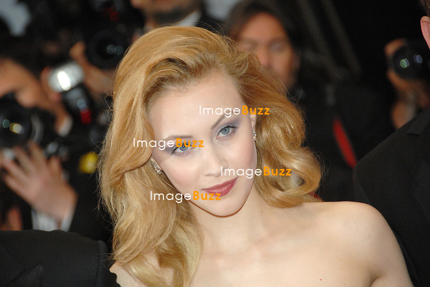 """Sarah Gadon - """" Cosmopolis """" premiere at the 65th Cannes Film Festival at the Palais des Festivals..France - Cannes, May 25th, 2012."""