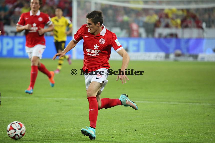 Jonas Hofmann (Mainz) - 1. FSV Mainz 05 vs. Borussia Dortmund, Coface Arena