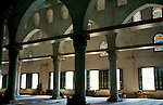 Israel, Jerusalem Old City. The interior of Al Aqsa Mosque&#xA;<br />
