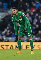 Watford's Etienne Capoue<br /> <br /> Photographer David Horton/CameraSport<br /> <br /> The Premier League - Brighton and Hove Albion v Watford - Saturday 2nd February 2019 - The Amex Stadium - Brighton<br /> <br /> World Copyright © 2019 CameraSport. All rights reserved. 43 Linden Ave. Countesthorpe. Leicester. England. LE8 5PG - Tel: +44 (0) 116 277 4147 - admin@camerasport.com - www.camerasport.com