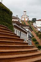 Serro _ MG, Brasil..Vista da Praca do Serro...The View from the Serro square...Foto: BRUNO MAGALHAES /  NITRO....