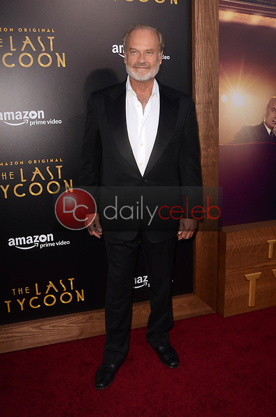 "Kelsey Grammer<br /> at ""The Last Tycoon"" Red Carpet Premiere Screening, Harmony Gold Theater, Los Angeles, CA 07-27-17<br /> David Edwards/DailyCeleb.com 818-249-4998"