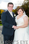 Catherine Moroney and Sean Barry were married at St. Michael Church by Fr. Kennelly on Saturday 29th October 2016 with a reception at Ballygarry House Hotel