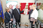 Jimmy Deenihan TD, Minister for Arts, Heritage and the Gaeltacht  official opening the Tralee Community Nursing Unit on Friday.