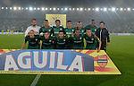 Atlético Nacional venció como visitante 2-0 a La Equidad. Fecha 6 Liga Águila I-2017.