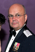 Washington,DC - April 26, 2008 -- Air Force General Michael V. Hayden, Director, Central Intelligence Agency (CIA), arrives at the Embassy of Costa Rica in Washington, D.C. on Saturday, April 26, 2008 for the annual Bloomberg party following the White House Correspondents Association (WHCA) Dinner..Credit: Ron Sachs / CNP.(RESTRICTION: NO New York or New Jersey Newspapers or newspapers within a 75 mile radius of New York City)