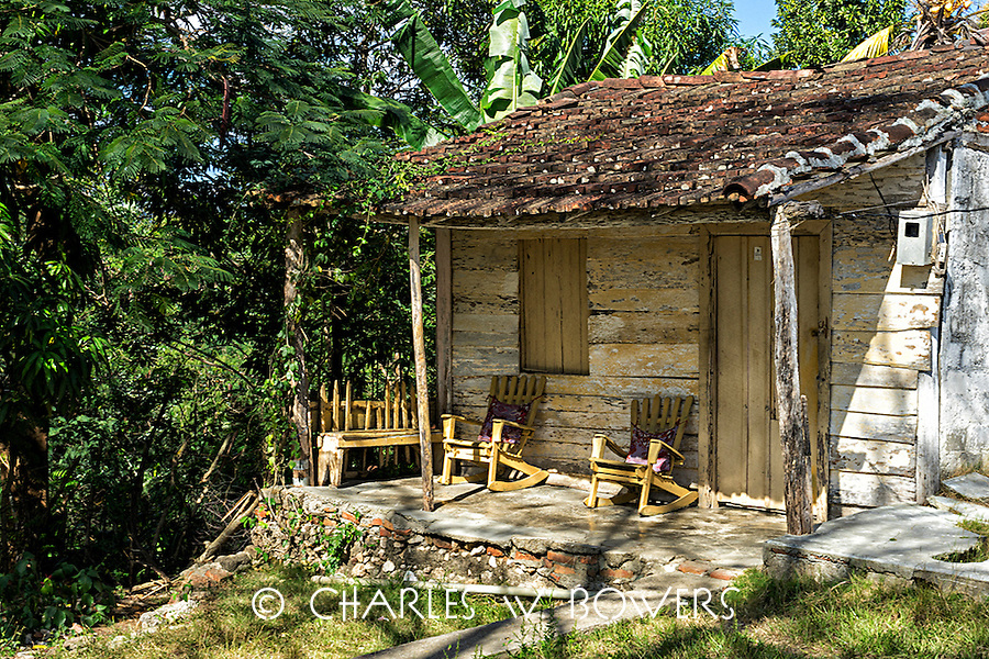 Everyday Cuba countryside cabin<br />