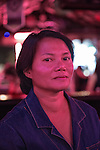 Ms Boulai in the Nu Kluea area, a northern suburb of Pattaya  where a lot of German tourists hang out in some of the many German restaurants and bars that are located there.<br /> 
