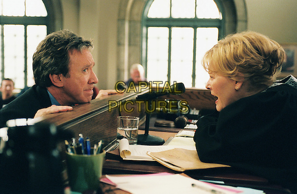 TIM ALLEN & JANE CURTIN.in The Shaggy Dog.*Filmstill - Editorial Use Only*.CAP/AWFF.Supplied by Capital Pictures.